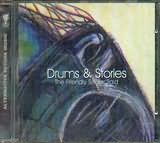 CD image DRUMS AND STORIES / THE FRIENDLY SINGER SAID