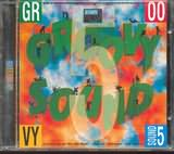 CD image GROOVY SOUND 5 - (VARIOUS)