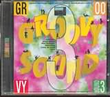 CD image GROOVY SOUND 3 - (VARIOUS)