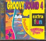 CD image GROOVY SOUND 4 - (VARIOUS)