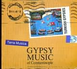CD image GYPSY MUSIC OF CONSTANTINOPLE / TERRA MUSICA