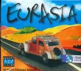 CD image EYRASIA - EURASIA / 14 HYBRID ETHNOJAZZ GROOVES