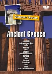 CD image for DISCOVER GREECE: ANCIENT GREECE - (DVD)
