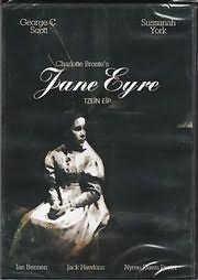 DVD VIDEO image CHARLOTTE BRONTE S JANE EYRE (GEORGE C. SCOTT, SUSSANAH YORK) - (DVD VIDEO)