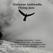 CD image STEFANOS ANDREADIS / FLYING JAZZ