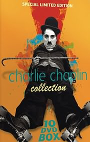 CHARLIE CHAPLIN - THE COLLECTION (10 DVD) - (DVD VIDEO)