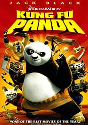 CD image for KUNG FU PANDA (SPECIAL EDITION) - (DVD)