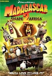 CD image for MADAGASKARI 2 - (MADAGASCAR 2) (SPECIAL EDITION) - (DVD)