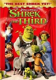 CD image for SREK O TRITOS - (SHREK THE THIRD) (SPECIAL EDITION) - (DVD)