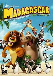 CD image for MADAGASKARI - (MADAGASCAR) - (DVD)