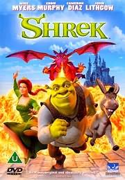 CD image for SREK - (SHREK) - (DVD)