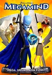 CD image for MEGALOFYIS - (MEGAMIND) (SPECIAL EDITION) - (DVD)