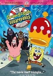 CD image for BOB O SFOUGGARAKIS: I TAINIA - (SPONGEBOB SQUAREPANTS: THE MOVIE) - (DVD)