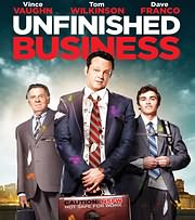 ��������������� �������� (UNFINISHED BUSINESS) (VINCE VAUGHN, TOM WILKINSON, DAVE FRANCO) - (DVD VIDEO)