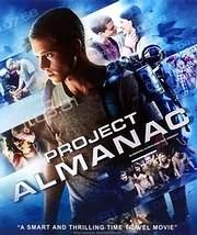 CD Image for ALMANAC: � ������ ��� ������ (PROJECT ALMANAC) - (DVD VIDEO)