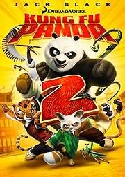 DVD image KUNG FU PANDA 2 - (DVD)