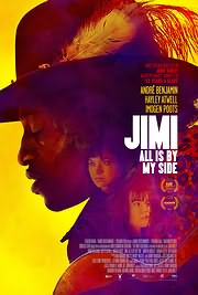 CD Image for JIMI: ALL IS BY MY SIDE - JIMI HENDRIX: � ���� ����� �� ���� ����������� - (DVD VIDEO)