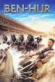 CD Image for BEN HUR (BEN HOUR) (2016) - (DVD)