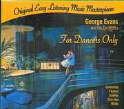 CD image for ORIGINAL EASY LISTENING MUSIC MASTERPIECES / GEORGE EVANS AND HIS ORCHESTRA