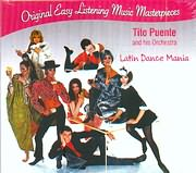 CD image ORIGINAL EASY LISTENING MUSIC MASTERPIECES / TITO PUENDE AND HIS ORCHESTRA