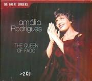 CD image AMALIA RODRIGUES / THE QUEEN OF FADO (2CD)