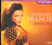 CD image CONNIE FRANCIS / GREATEST HITS (2CD)