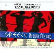 CD image ΜΙΚΗΣ ΘΕΟΔΩΡΑΚΗΣ / CANTO OLYMPICO