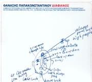THANASIS PAPAKONSTANTINOU / <br>DIAFANOS - (SYMMETEHEI O SOKRATIS MALAMAS)