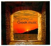 CD Image for DREAMING WITH GREEK MUSIC / INSTRUMENTAL