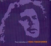 CD image MIKIS THEODORAKIS / THE MELODIES OF MIKIS THEODORAKIS