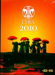 CD + DVD image LYRA 2010 (2 CD + 1 DVD) - (VARIOUS)
