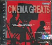 CD image CINEMA GREATS / BY MIMIS PLESSAS / THE HOLLYWOOD FILM ORCHESTRA