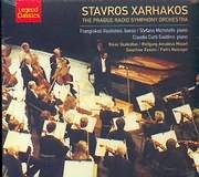 CD image STAYROS XARHAKOS - STAYROS XARHAKOS CONDUCTOR / THE PRAGUE RADIO SYMPHONY ORCHESTRA