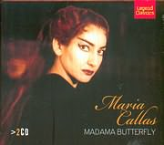 MARIA CALLAS - GIACOMO PUCCINI / MADAMA BUTTERFLY - JAPANESE TRAGEDY IN THREE ACTS (2CD)