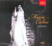 MARIA CALLAS - VINCENZO BELLINI / NORMA - TRAGEDIA LIRICA IN TWO ACTS (3CD)
