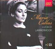 MARIA CALLAS GAETANO DONIZETTI / LUCIA DI LAMMERMOOR - OPERA IN THREE ACTS (2CD)