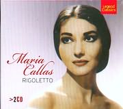MARIA CALLAS - GIUSEPPE VERDI / RIGOLETTO - MELODRAMA IN THREE ACTS (2CD)