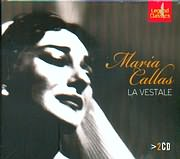 MARIA CALLAS - GASPARE SPONTINI / LA VESTALE - LYRICAL DRAMA IN THREE ACTS (2CD)
