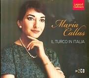 CD image for MARIA CALLAS - GIOACHINO ROSSINI / IL TURCO IN ITALIA (2CD)