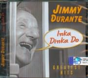 CD image JIMMY DURANTE / INKA DINKA DO