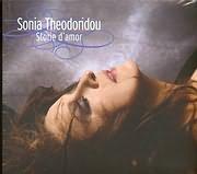 CD image ΣΟΝΙΑ ΘΕΟΔΩΡΙΔΟΥ SONIA THEODORIDOU / STORIE D AMOR
