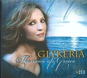 CD image GLYKERIA / THE VOICE OF GREECE - I FONI TIS ELLADAS (2CD)