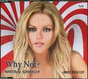 CD image NATALI THANOU / WHY NOT (CD SINGLE)