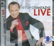 ΛΕΥΤΕΡΗΣ ΠΑΝΤΑΖΗΣ / <br>LIVE (2CD)