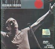 CD + DVD image Κ. ΒΗΤΑ / ΚΟΜΑ 9205 - LIVE AT RODON CLUB (DVD + BONUS CD)