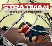 CD Image for STRATMAN / BORDERS OF PARADISE (FEAT. MELINGO, AGGELIKI TOUBANAKI, ALEKOS VRETTOS, TH. VASILOPOULOS)