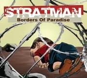 CD image for STRATMAN / BORDERS OF PARADISE (FEAT. MELINGO, AGGELIKI TOUBANAKI, ALEKOS VRETTOS, TH. VASILOPOULOS)
