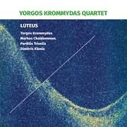 CD image for GIORGOS KROMYDAS - YORGOS KROMMYDAS QUARTET / LUTEUS
