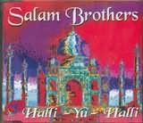 CD image SALAM BROTHER / HALLI YU HALLI CD S