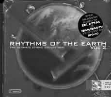 CD image RHYTHMS OF THE EARTH VOL.2 / THE ULTIMATE ETHNIC COLLECTION